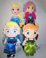 30cm/40cm/50cm Frozen Elsa&Anna princess stuffed Soft plush toy doll for