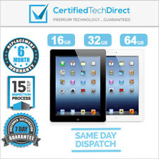 Apple iPad 3 16GB 32GB 64GB 3rd Gen Refurbished Satisfaction Guaranteed