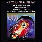 Live In Houston 1981: The Escape Tour, Journey, Good Used CD Live, Extra tracks