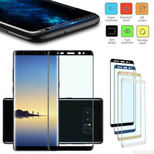 2PCS For Samsung Galaxy Note8 Tempered Glass Screen Protector Guard Saver Shield