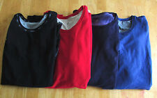 NWOT Lululemon Cabin Reversible Long Sleeve Yoga Shirt Multi Colors, Sizes 4, 6