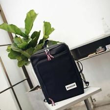 Nylon Material Square Shape Zipper Closure Casual Backpack For Teenager