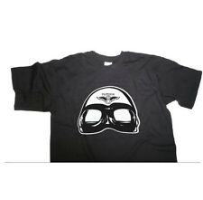"""Pudding Bowl Badge Collection T-shirt - """"FLYING 8"""""""
