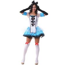 Sexy Women Naughty French Maid Dress Costume Cosplay Fancy Party Halloween Dress