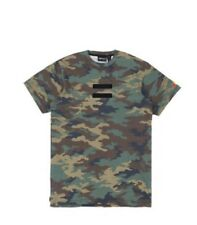 The Hundreds Rank T-Shirt T17F209003 Camo Tee 2017 Brand New WithTags