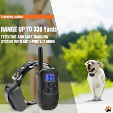 New Style Dog Training Shock Collar With Remote Control Shock Vibration Beep