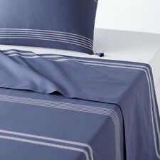 La Redoute Interieurs Riad Embroidered Flat Sheet