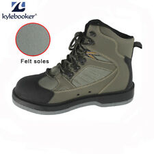 Men's Fishing Wader Shoes Breathable Waterproof Boot Anti-slip Wading Boots