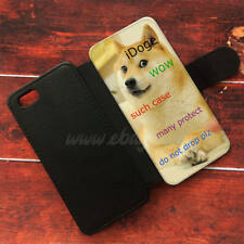 iDoge Shibe Doge Wallet iPhone cases Doge Samsung Wallet iDoge Phone Case