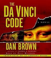 Dan Brown - The Da Vinci Code  Audiobook UNABRIDGED 13 CDs 16 Hrs
