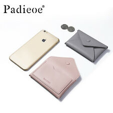 Padieoe Fashion Girl Artificial Leather Wallet Credit Card Holder Coin Purse