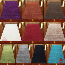 New Extra Large Modern Plain 5cm Shaggy Rugs Cheap Thick Soft Pile Area Rug Mats