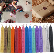 Sealing Seal Wax Stick Candle Wick Envelope Wedding Invitation Stamp Letter Card