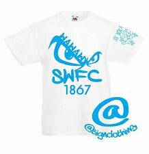 Sheffield Wednesday Personalised T-shirt