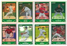2007 Bowman Chrome REFRACTOR Complete Team Set 28 Available Rookie Logo RC Ref