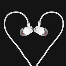 3.5mm With Mic Super Bass Music In-ear Stereo Headphones Headset Earphone Earbud
