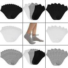 Women Cotton Breathable Low Cut Socks No Show Casual Socks Pack of WT8801 01