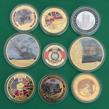 UK Commemorative + £5 Pound Crown Coins -plus More