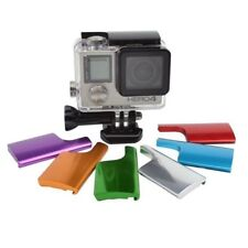 CNC Aluminum Waterproof Housing Lock Clip Buckle Latch Back For Gopro Hero 4 3+