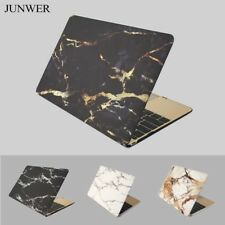 JUNWER Marble Texture Case For Apple Macbook Air Pro Retina 11 13 15 Inch laptop