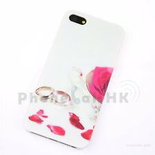 Fashion Smooth Glossy Skin Hard Case Cover For iPhone 5 5S 5th Generation