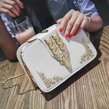Cell Phone Pocket PU Leather Casual Cross-Body Shoulder Bag For Women