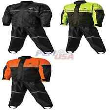Nelson-Rigg Stormrider 2-Piece Rain Suit (SR-6000) Motorcycle Street Suits
