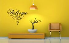 WELCOME Wall Art Removable Vinyl Decal Sticker HFAM_10
