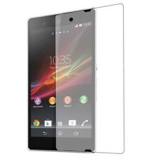 5X CLEAR LCD Screen Protector Shield for sony Xperia Z L36H SX