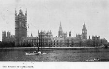 The Hauses of Parlament, London 1906