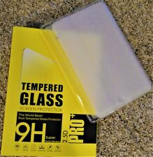 Clear Tpu Case&Tempered Glass Screen Protector For Samsung Galaxy Tab A 9.7 T550