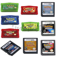 Pokemon HeartGold + SoulSilver Game Card For Nintendo 3DS NDSi NDS