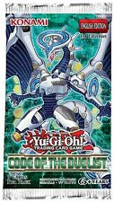 YuGiOh! CODE OF THE DUELIST COTD - CHOOSE SECRET, ULTRA, SUPER & RARE CARDS