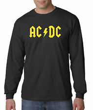 New Way 777 - Long-Sleeve T-Shirt ACDC Beavis Butt-Head Butthead Parody Logo