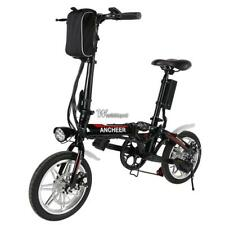 "26'' 27 Speed Foldable Electric Mountain Bicycle 36V,250W 14""Mini Foldable hot"