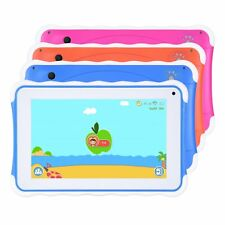 Kids Child Tablet PC 7'' Google Android 4.4 Quad Core 8GB Dual Camera Bluetooth