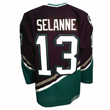 Teemu Selanne Anaheim Mighty Ducks Vintage Replica Jersey 2005-06 (Away)