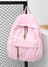 New Design Casual Style Zipper Pocket Backpacks For Teenager Girl Y89