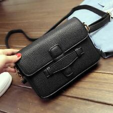Women Black And Red Color Pu Leather New Fashion Stylish Shoulder Bag O215