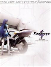 Xenosaga Episode 2: Limited Edition Strategy Guide Book w/ CD