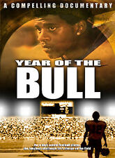 YEAR OF THE BULL (DVD, 2005)INCLUDES ORIG SOUNDTRACK DAY U PAY IT SHIPS FREE