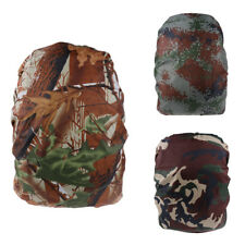 Waterproof Dustproof Backpack Bag Rain Cover Camo Outdoor Travel Hiking Camping