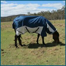 LOVE MY HORSE 600D 5'0 - 6'6  600D Summer Waterproof Rainsheet / PC Combo
