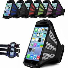 Sports GYM Running Armband Phone Holder Cover For iPhone 7 6S 6 & Plus SE 5S 5
