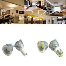 6W COB LED Lightbulb Reflector Spotlight Reccessed Light Lamp Bulb E27/MR16/GU10