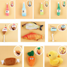 Soft Pet Puppy Chew Play Squeaker Squeaky Cute Plush Sound For Dog Funny Toys