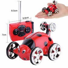 Mini 360° Flip RC Radio Remote Control Racing Twister Insect Car Vehicle Toy