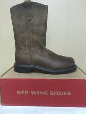 Mens Red Wing Steel Toe work boots- New in box style #2257