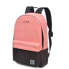 Fashion Backpack Women Children Schoolbag Backpack Leisure Canvas Big Travel Bag