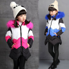 Winter Girls Jacket For Girls Coat Children Jackets Kids Warm Outerwear Coat